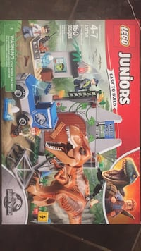lego juniors  jurassic world Orlando, 32806