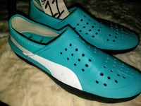 Puma nike wet or dry water shoes. Like new teal. Las Vegas, 89123