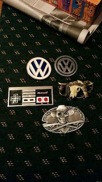 Assorted belt buckles - $10 for all  Mississauga, L5B 1E4