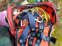 Straps and pullies carabiners  Halifax, B3K 3L2