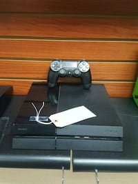 Sony PS4 Console 500gb With Controller