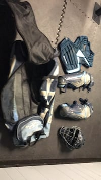 softball catcher equipment Somerset, 02726
