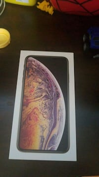 iPhone Xs Max, Gold 512GB AT&T brand new 41 km