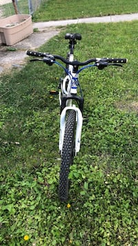white and black motocross dirt bike Winnipeg, R2L 0R1