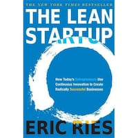 WANTED: The Lean Startup by Eric Ries TORONTO