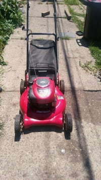 Reconditioned craftsman 6.5 hp mower Charleroi, 15022