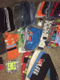 Lot #4 - Huge Lot of Boys Clothes / Clothing - 3T