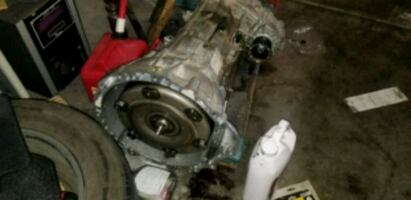 Lexus is250 transmission awd