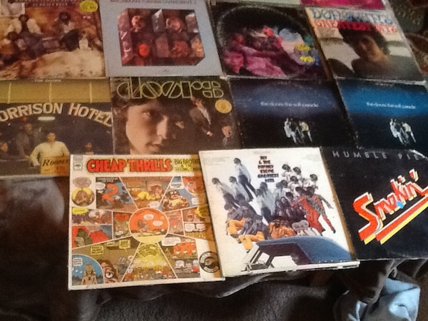 Used 27 Classic Rock Records from used to great for sale in
