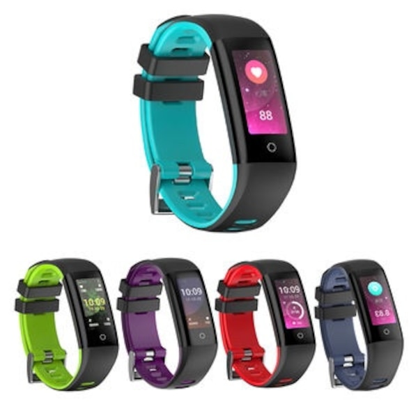 G16 Smart Bracelet Fitness Tracker with Heart Rate Blood Pressure and Blood Oxygen