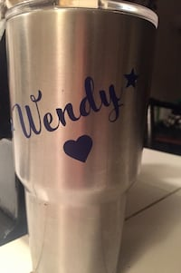 Customize your cup! Laredo, 78040