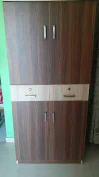brown and white wooden cabinet Bhuj, 370001