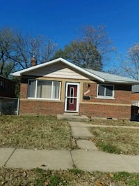HOUSE For Rent 3BR 1BA St. Louis