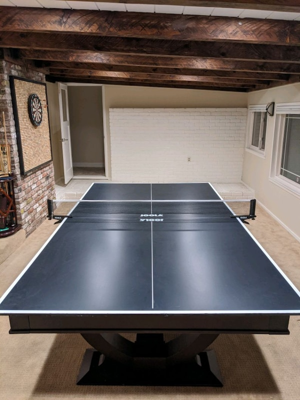 Sold Pool and Ping Pong Table! in Campbell - letgo