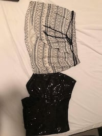 Party short and skirt small 6017 km