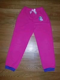 pajamas pants size 14 in excellent condition