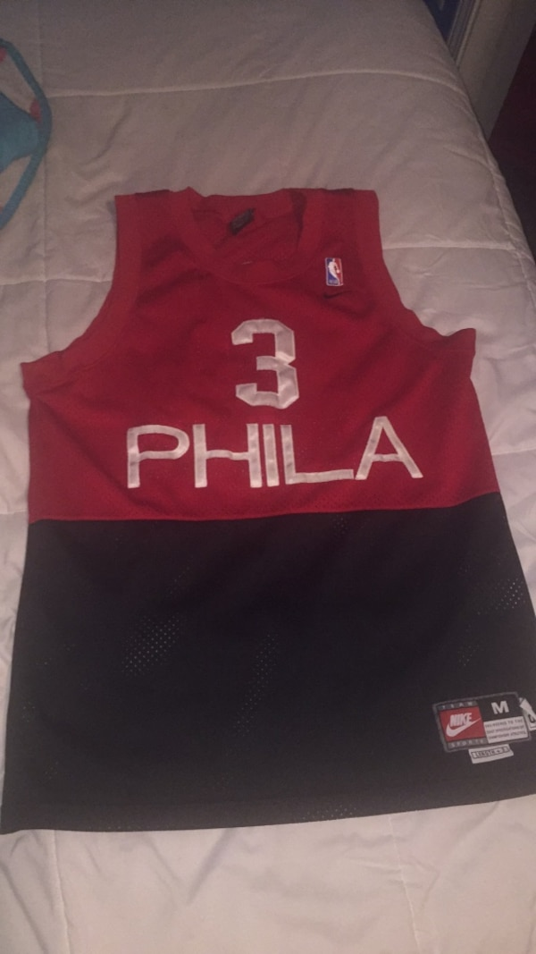 detailing 9c875 fa008 Mens Allen Iverson Jersey NEED GONE!!