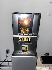 Scarface Collectible..