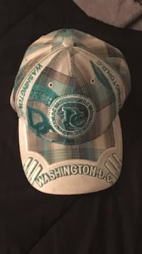 white and green mesh cap Lubbock, 79424