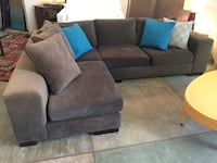 Sectional couch North Vancouver, V7M 3J2