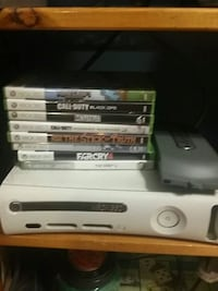 Xbox 360 With Games Mississauga