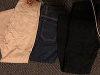 3 pairs of jeans size 10 for boys Ocala, 34471