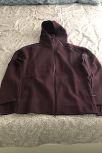 Adidas high neck hoodie (size LARGE) NEGOTIABLE