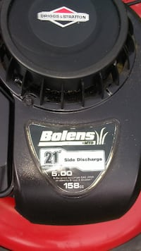 Bolens 5.00 push lawnmower Ocala