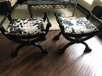 Accent chairs. Set of two  Los Angeles, 91352