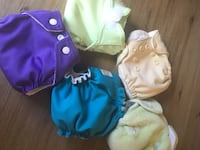 Newborn cloth diapers Kitchener, N2M 2C5