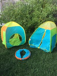 Kid Play Tent / tunnel  Courtice, L1E 0B8