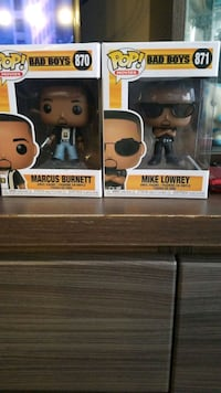 Bad Boys Funko pop collection  Richmond Hill, L4B 1A7