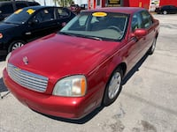 2000 Cadillac DeVille LOW MILES 399 down North Fort Myers