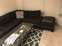 Brand new couch for sale. Bought in July barely used. $650 or best offer. Also comes with an ottoman. Rockville, 20850