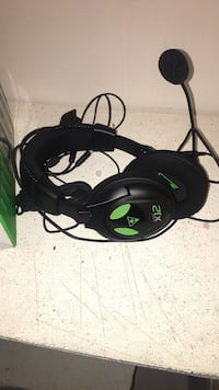 green and black Turtle Beach corded headset Post Falls, 83854