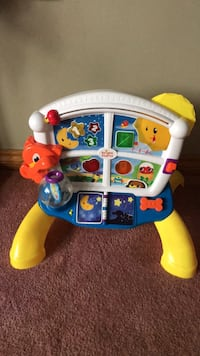 baby's multicolored activity table 499 km