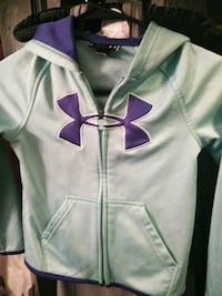 Youth Girls Under Armour hoodie