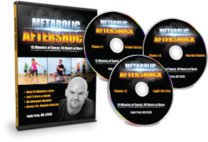 Metabolic Aftershock Exercise DVDs