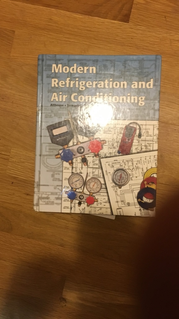 Ebook refrigeration conditioning and air