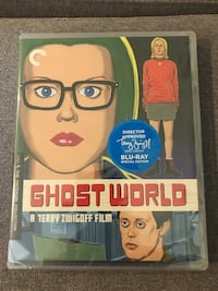 Ghost World Blu-Ray : Criterion Collection