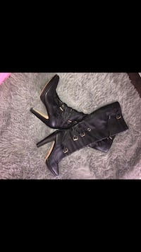 Leather boots Anaheim, 92801