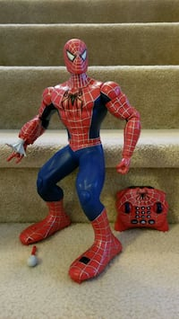 "Spiderman 3 Action Command 16"" Figure Bolingbrook, 60440"