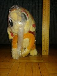 "Pokemon Chimchar Plush. 10"" tall Toronto, M6M 4A2"