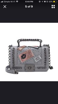 Gray small purse handbag/shoulder bag San Jose, 95129