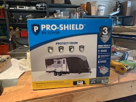 Pro-Shield RV Cover