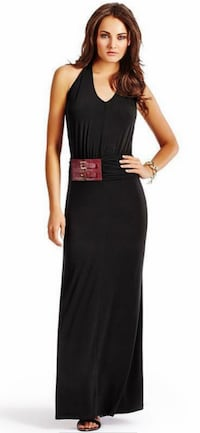 MARCIANO BELL MAXI DRESS  L - 10 Richmond, V7E 6S2