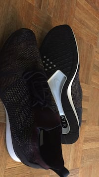 pair of black Nike running shoes Lovettsville, 20180