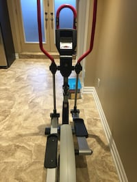 black and gray elliptical trainer Mississauga, L5C