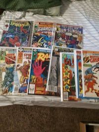 LOOKING FOR OLDER COMICS  Calgary, T2V 3K3