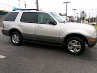 Mercury - Mountaineer - 2005 70 km